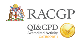 RACG QI and CPD Accredited Activity - Category One