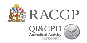 RACG QI and CPD Accredited Activity - Category Two